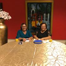 Jacqueline Rivera y Maritza Negrón