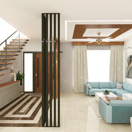 Acel Rivers Design Studio | Living Room