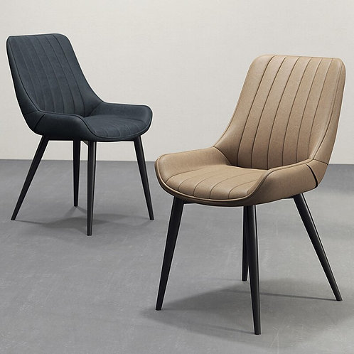 Acel Rivers   Nordic Dining Chair