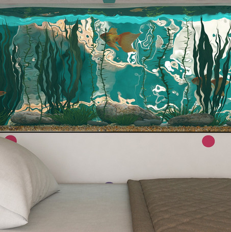 Acel Rivers Design Studio I Kids Room