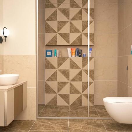 Acel Rivers Design Studio I Master Bathroom