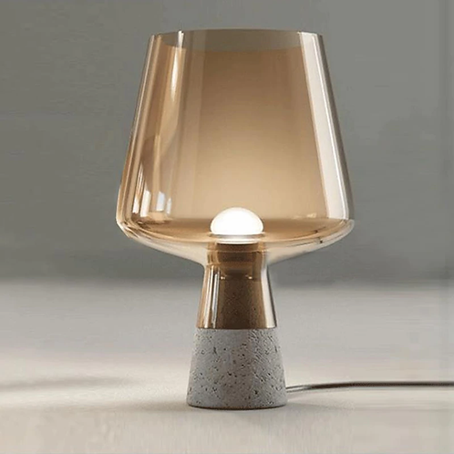 Nordic Desk Lamp Creative Cement Led Table Lamp