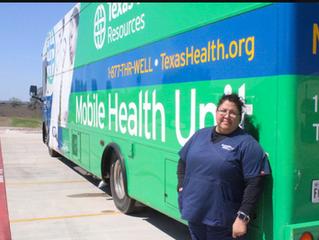Adversity denied; LaFosse credits God, HOPE, Texas Health for life turnaround