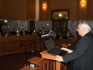 Court honors retirees; Torres calls for meeting
