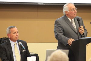Obamacare dissected at Cleburne town hall