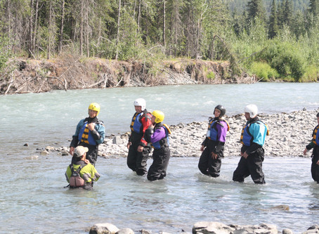 Whitewater Rafting Anyone?