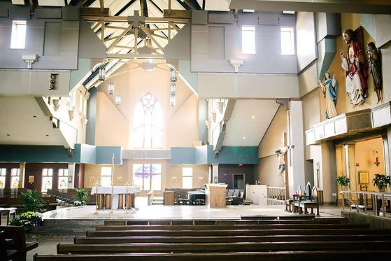 Saint John the Baptist Catholic Church, Waunakee, WI