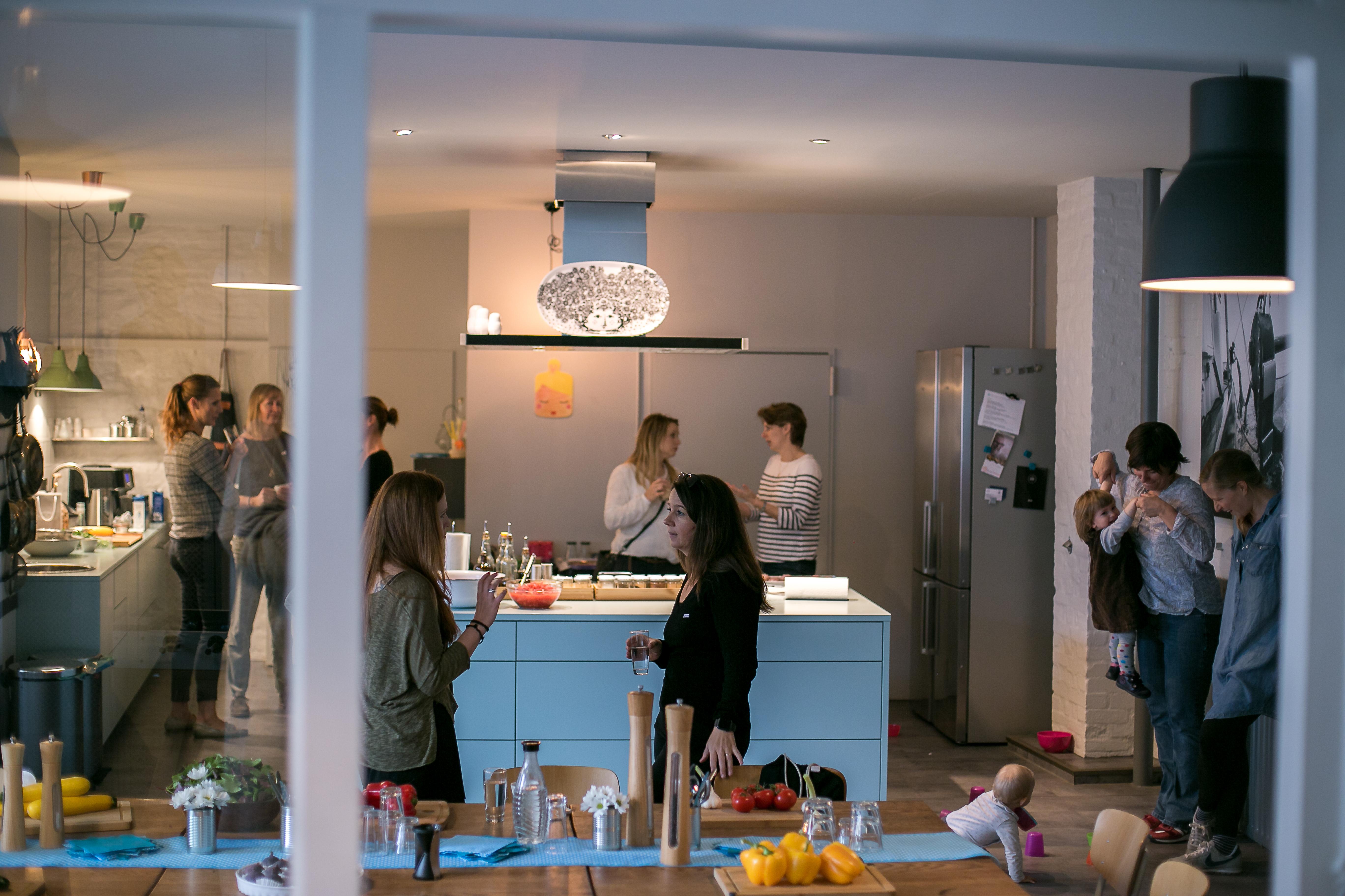 BusinessMoms in Ellis Küche