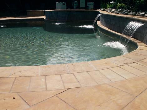Pool Coping