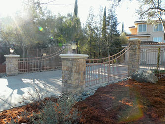 Fences & Gates - Iron