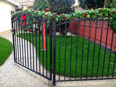 Fence & Gate-Iron