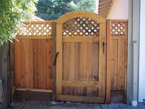Fences & Gates - Wood