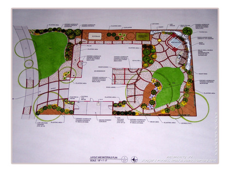 Design & Site Plan