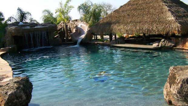 Pool & Spa, Gazebo - Gilroy