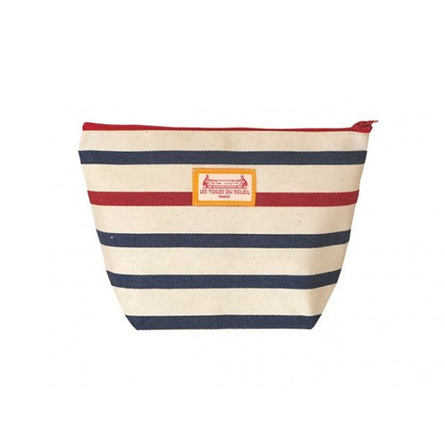 Marin Rouge Cosmetic Bag