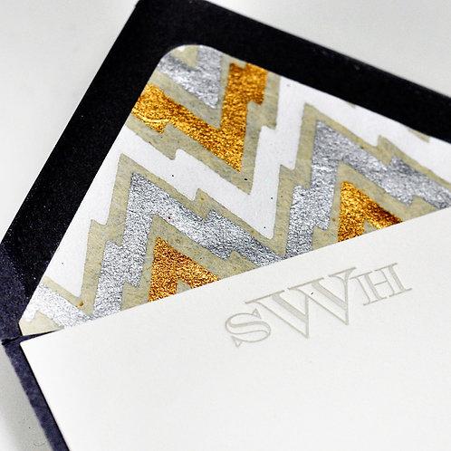 Glitterati Letterpress Enclosure