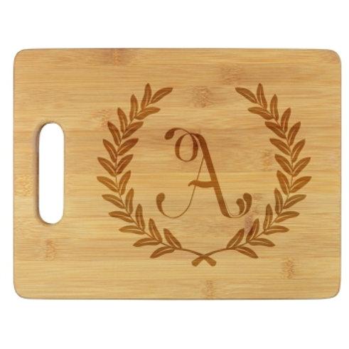 Wheat Leaf Cutting Board