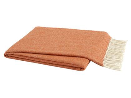 Monogram Throw Blanket (Lands Down Under)