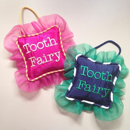 Tooth Fairy Door Pillow (Pillow Talk)
