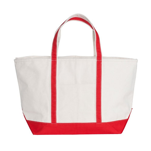 Red Boat Tote