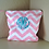 Thumbnail: Monogram Cosmetic Bag (Pillow Talk)