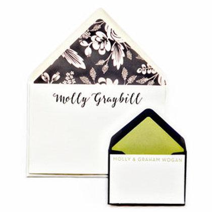 Quill Flower Note