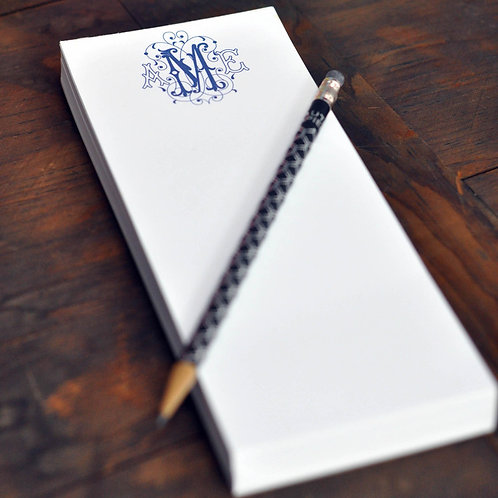Skinny Note Pad