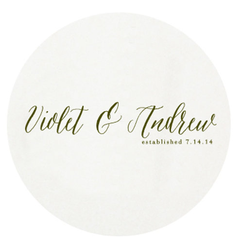 Wedded Bliss Coasters