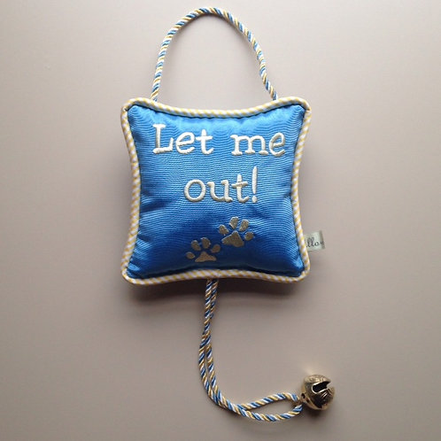 """Let Me Out"" Puppy Trainer (Pillow Talk)"