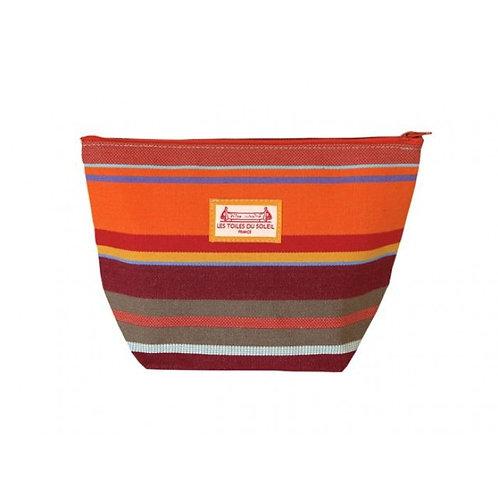 St.Vincent Orange Cosmetic Bag