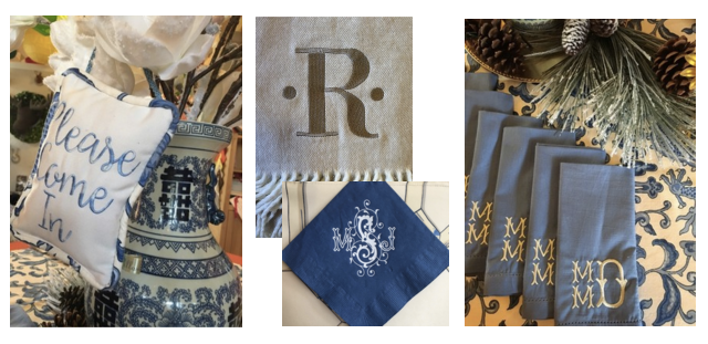 Add more monograms to your life