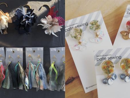 【Pick up】pate sewing / tia watanabe