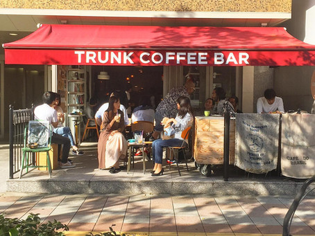 【Pick up】TRUNK COFFEE