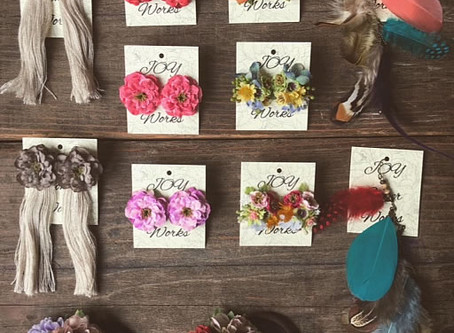 【Pick up】JOY FlowerWorks