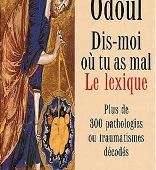 """""""Dis-moi où tu as mal, le lexique"""" par Michel Odoul"""
