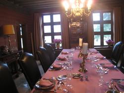 Karl Lagarfeld Dinner