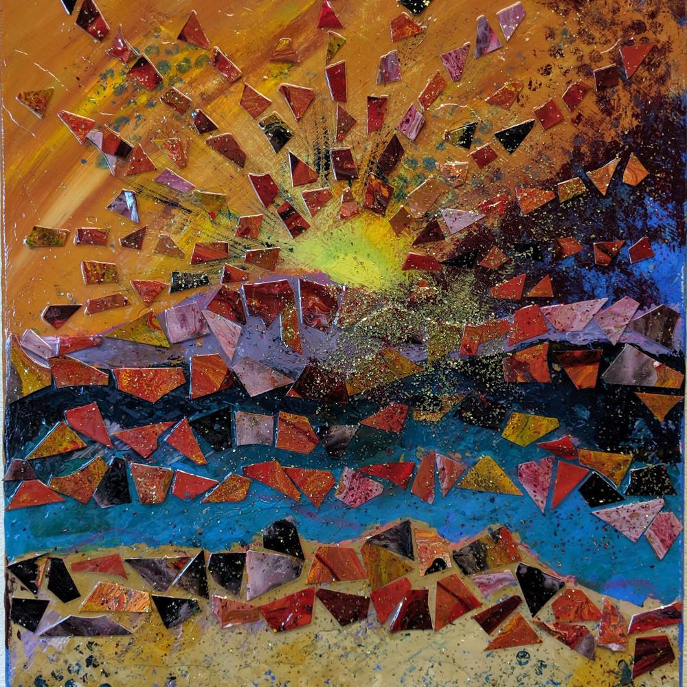 Sunrise Mosaic