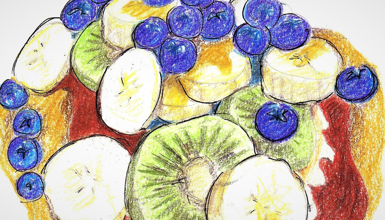 Fruit Sketch (2015)