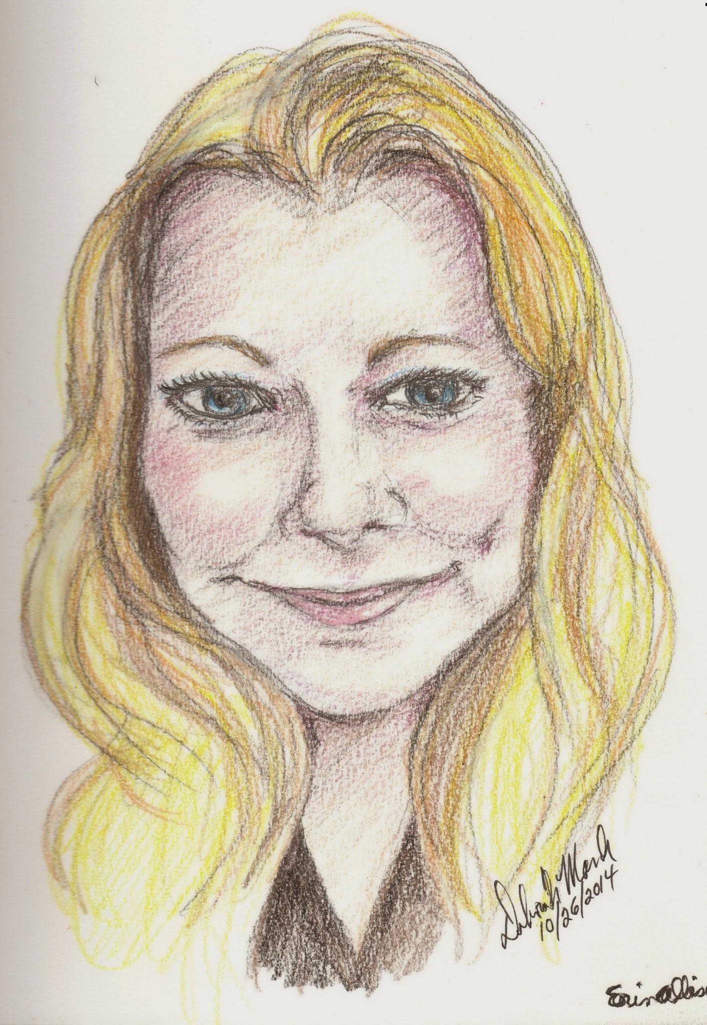 Sketchbook - Erin Allison (2014)