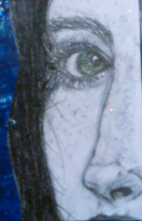 Piece #10 - _Eye's View_, Side 2-Close-up