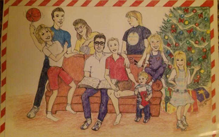 Suzi's Family (1991-1992)