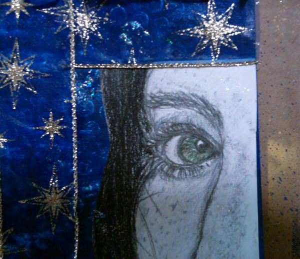 Piece #10 - _Eye's View_, Side 2-Close-up (even closer)