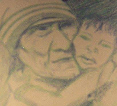 Mother Teresa (1980's)