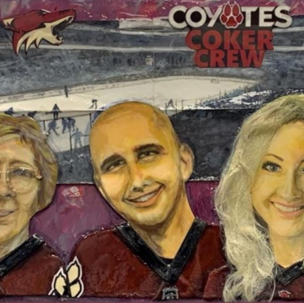 Coyotes Coker Crew