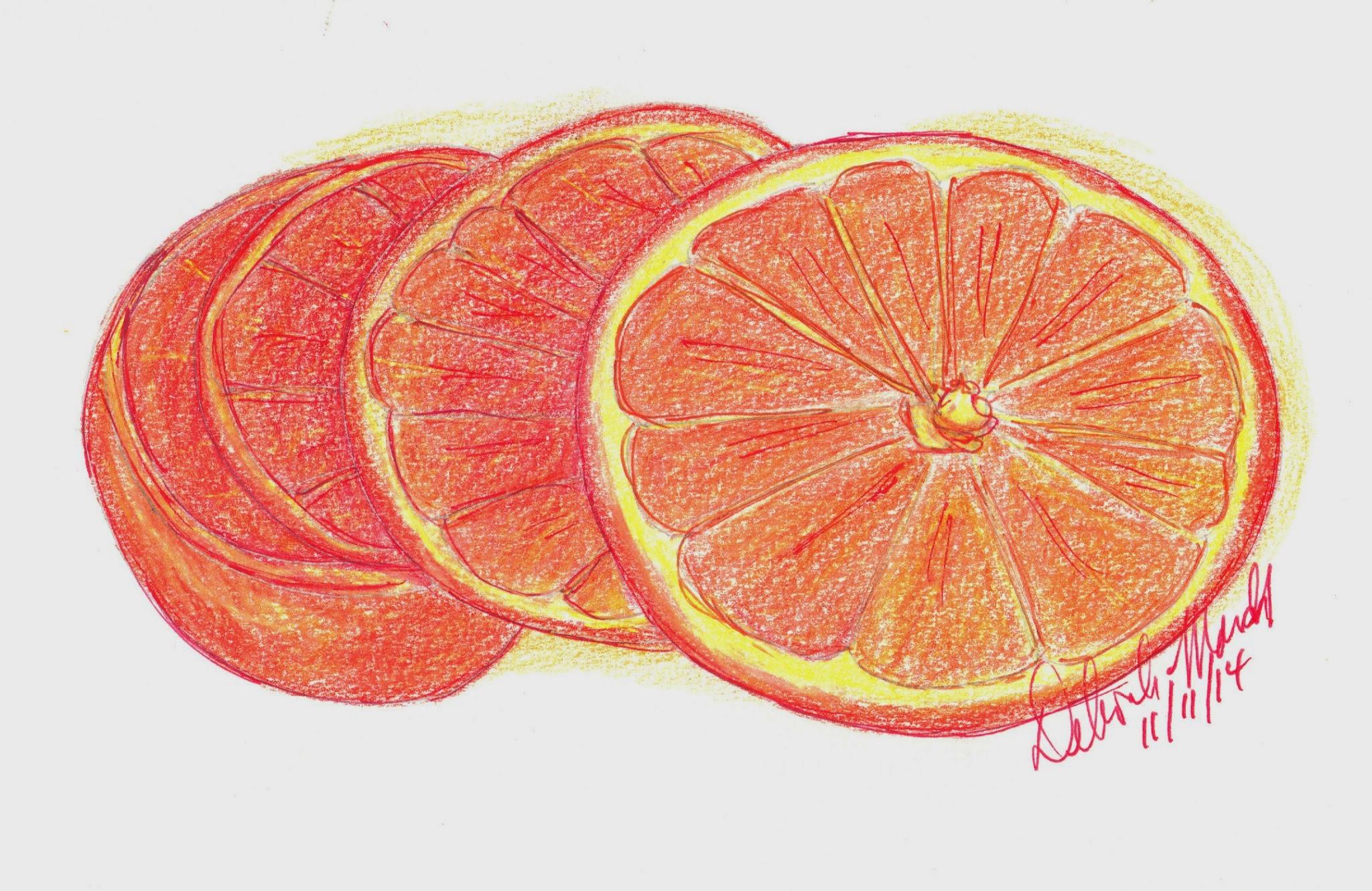Sketchbook - Something Orange (2014)