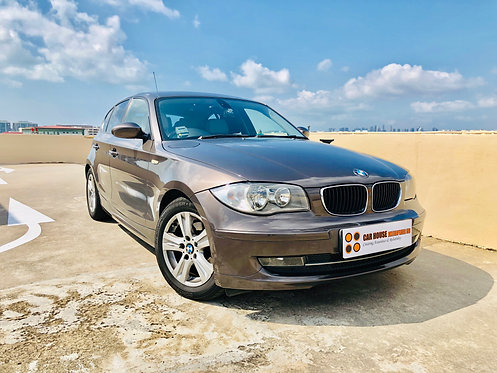 BMW 118I 2.0A (NEW 10YEARS COE)