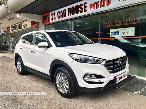 Hyundai Tucson 2.0 L