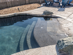 How to conserve swimming pool water