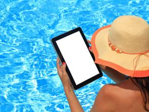 Waterproof pool owner gift ideas