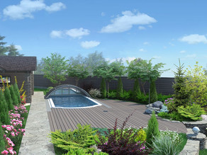 How To Landscape Your Pool For Ease Of Care